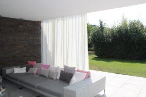 Außenvorhang Terrasse outdoor living